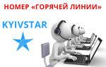 Номер горячей линии Киевстар с мобильного — домашний интернет, оператор